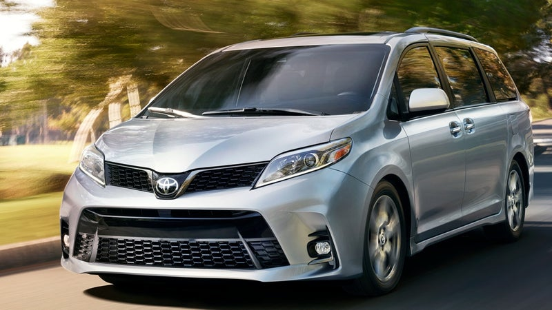 2018 Toyota Sienna Car Dealership In Tyler Tx Classic