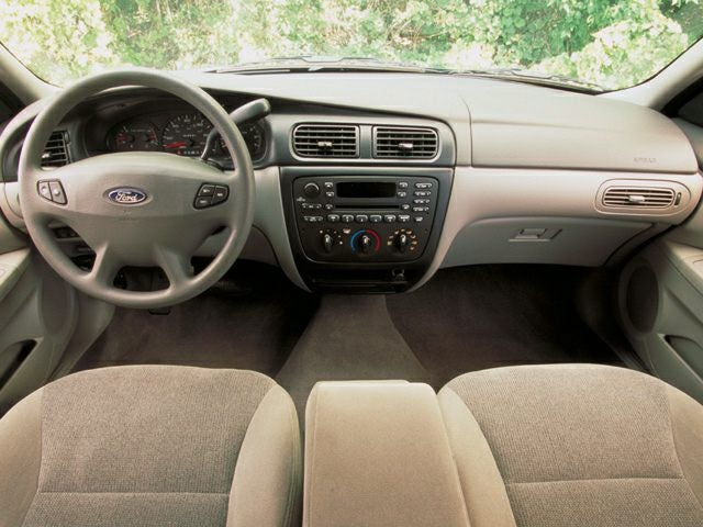 2002 Ford Taurus Se In Tyler Tx Clic Toyota Of