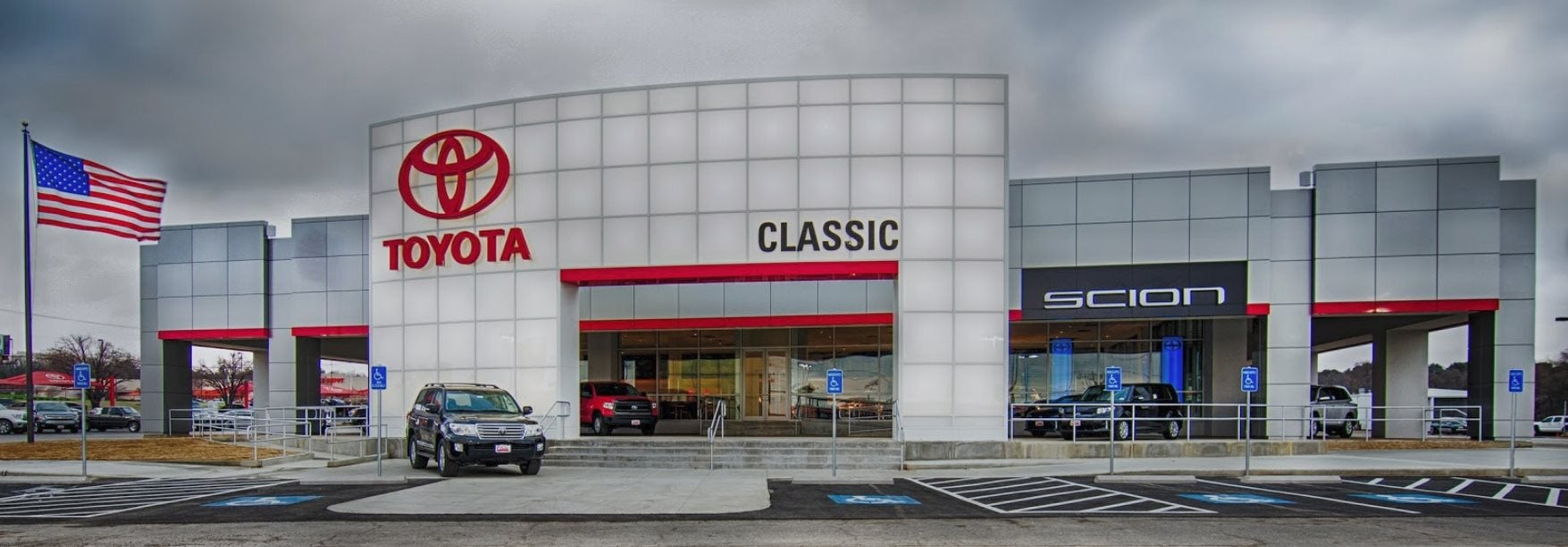 About Classic Toyota Car Dealer In Tyler Tx